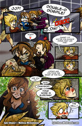 Epic Chaos! Webcomic Chapter 1 Page 11 by ArtByMelissaM