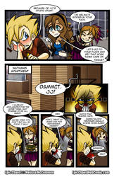 Epic Chaos! Webcomic Chapter 1 Page 12 by ArtByMelissaM