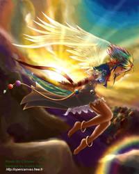 Angel by chrono75