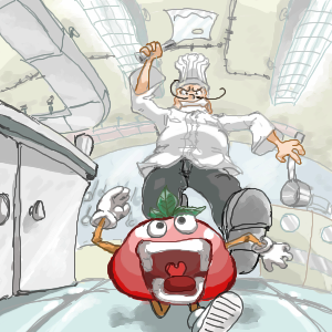 no more ketchup by chrono75 on deviantart