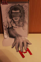 Mark Oculus Rift 3D by MarinaX93