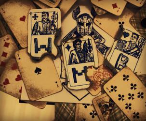Ancient card Play =P by MarinaX93