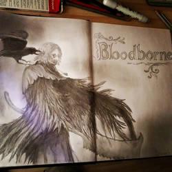 Bloodborne by MarinaX93