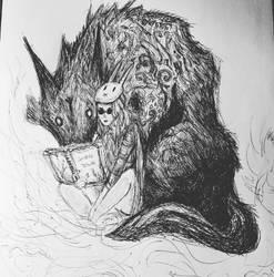 beast by MarinaX93