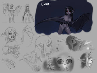 Lydia by Nachash9