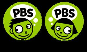 PBS Kids Japanese Logos