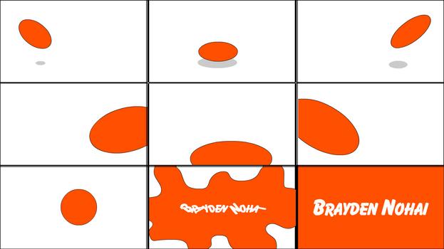 Brayden Nohai Sting - Goo Ball (Storyboard)