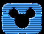 The Disney Channel Logo (1983)