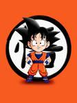 Goku chibi by destroyer971