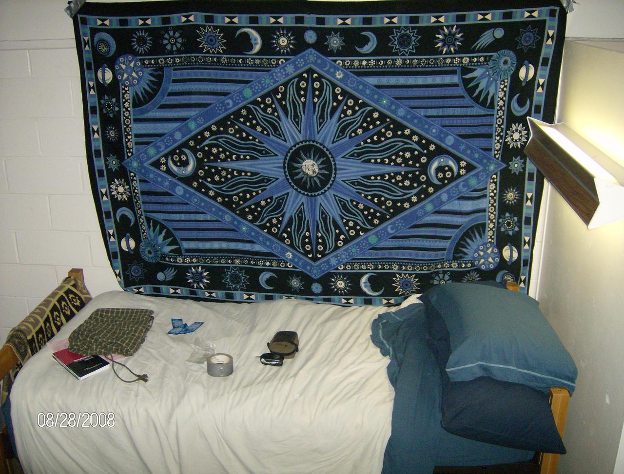 Dorm at Umass Amherst