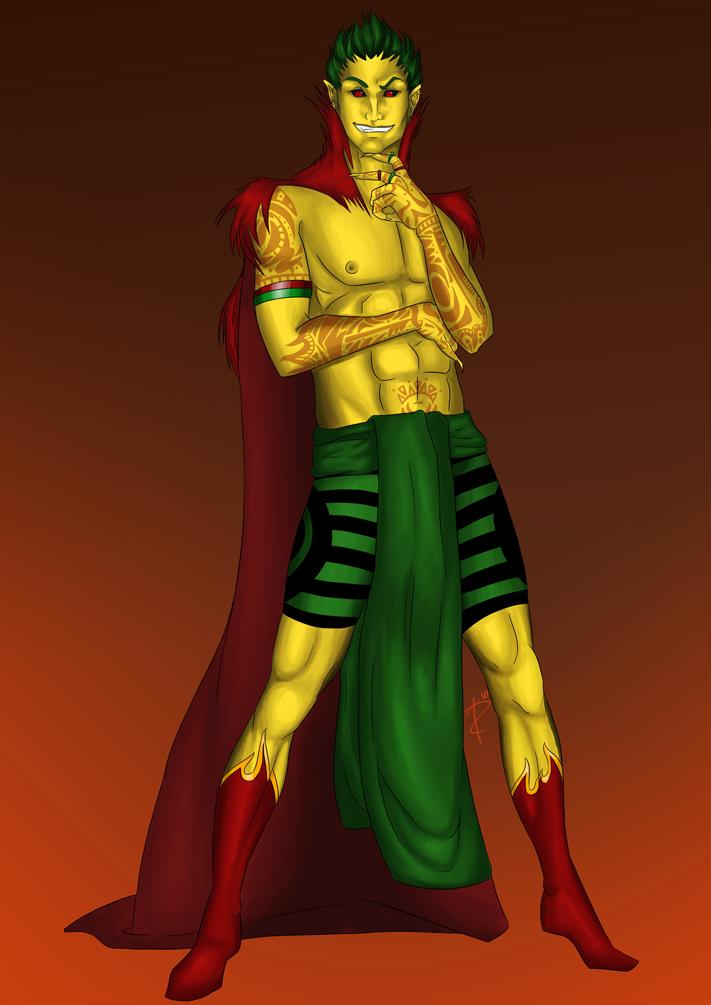 Duke of Mania by KillBillVol2