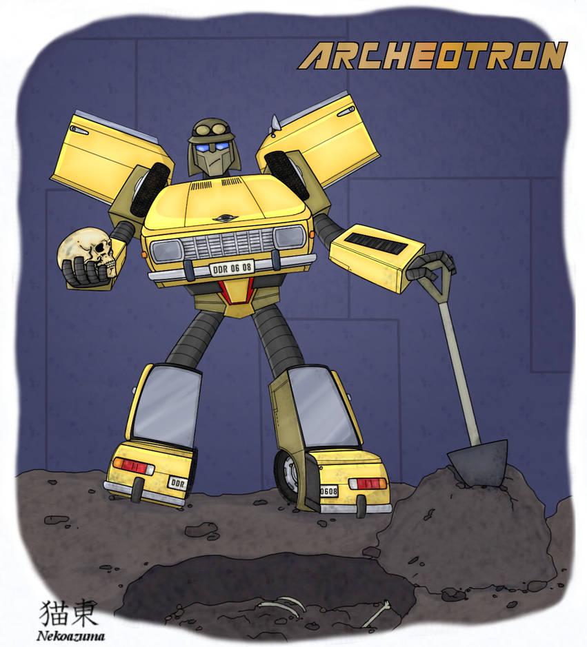 Transformer Archeotron