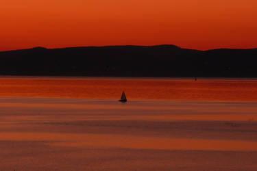 Sunset by Nekoazuma