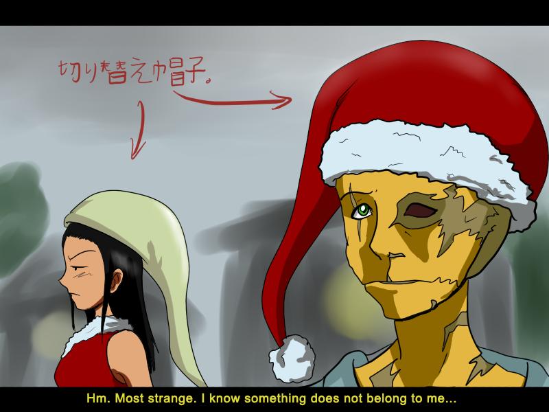 Secret Santa 2009: SDL by witch-girl-pilar
