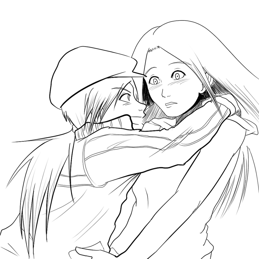 Valentine: Ryuuen by witch-girl-pilar