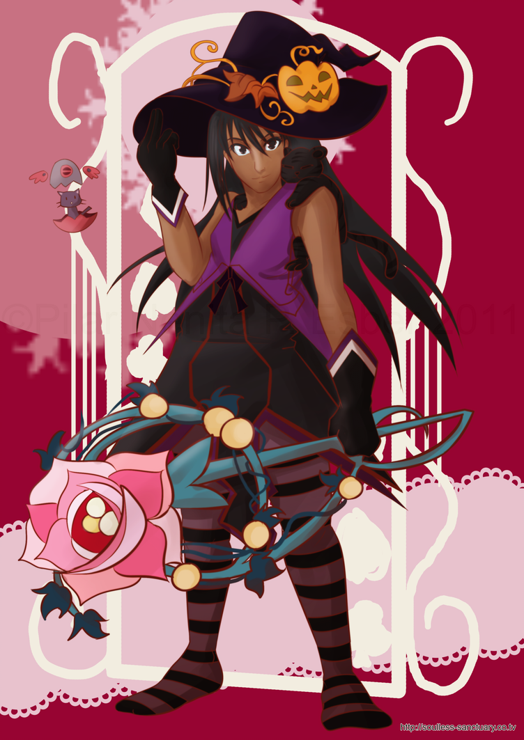 TM: Halloween 2011 by witch-girl-pilar