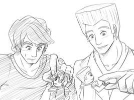 Ninjago: Oh look...