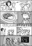 Ninjago: OH NO COLE MADE DINNER