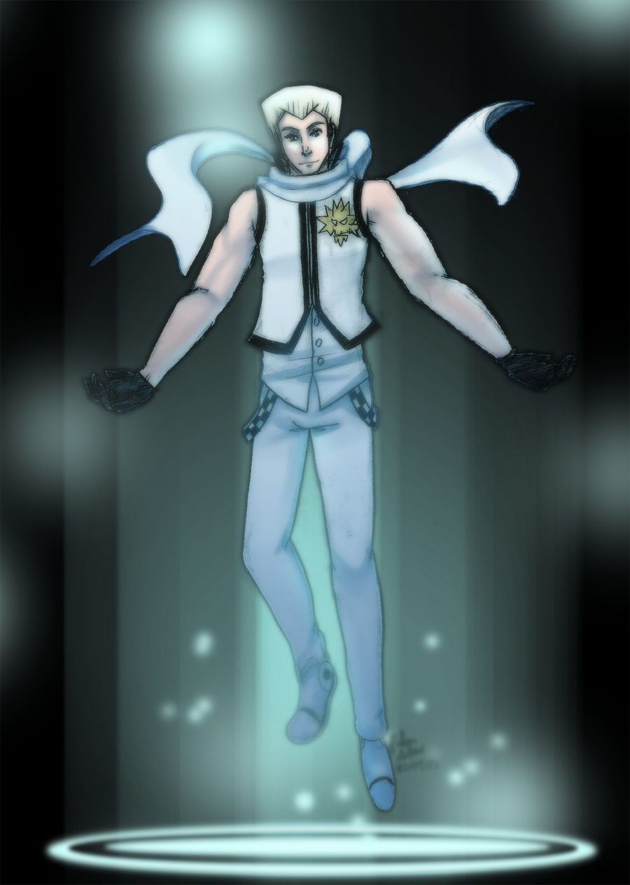 Ninjago: VOCALOID Zane by witch-girl-pilar