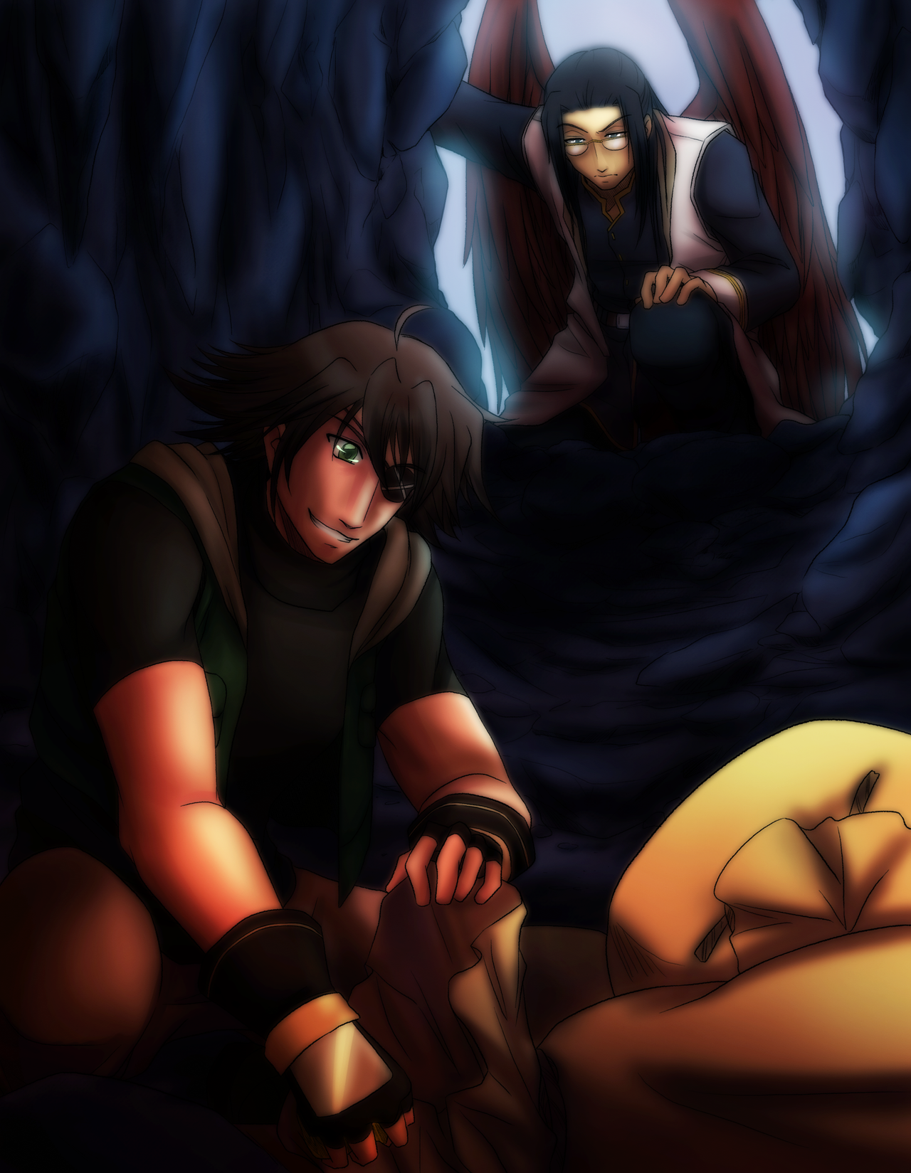 MS: Fleeting Roads Quest by witch-girl-pilar