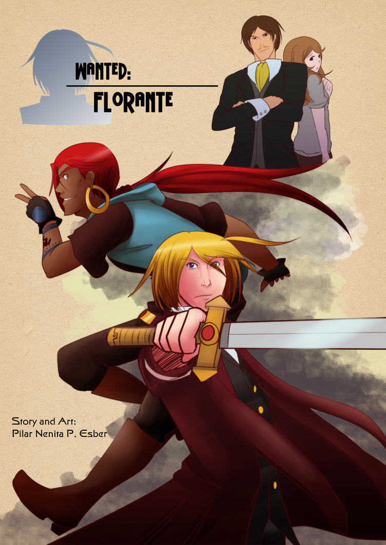 Wanted: Florante cover (Chapter 1 COMPLETE!) by witch-girl-pilar