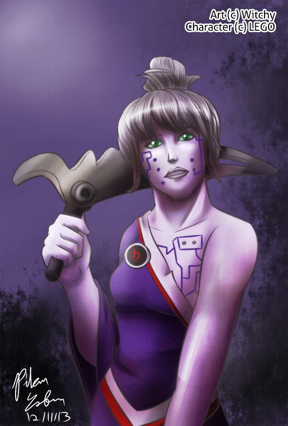 Ninjago: P.I.X.A.L. by witch-girl-pilar
