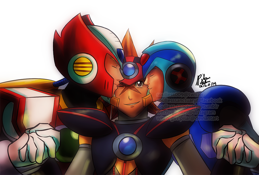 MMX: Princess Axl by witch-girl-pilar