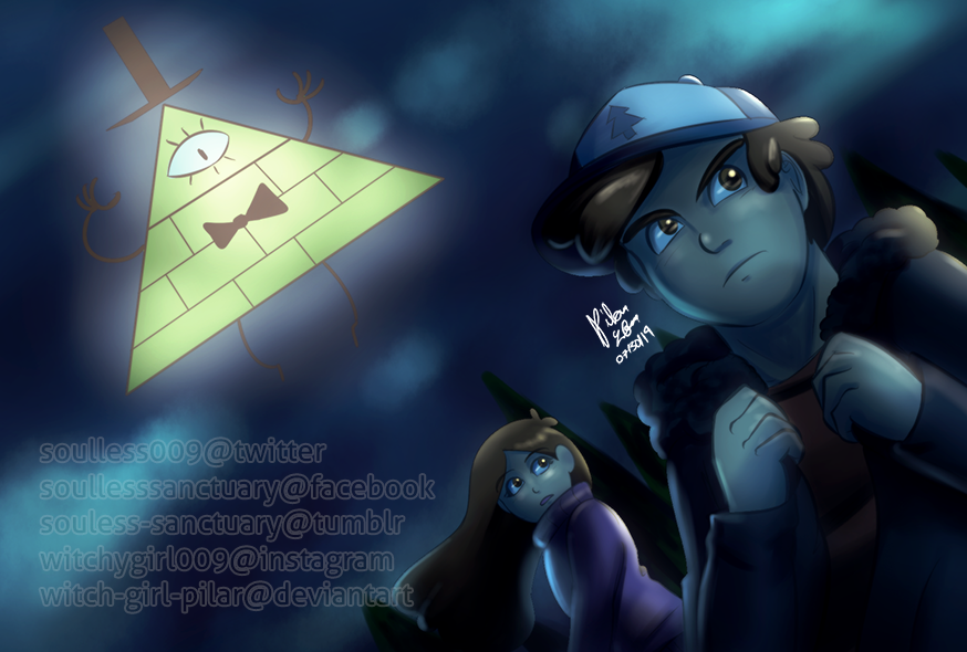 Gravity Falls Season 2 by witch-girl-pilar
