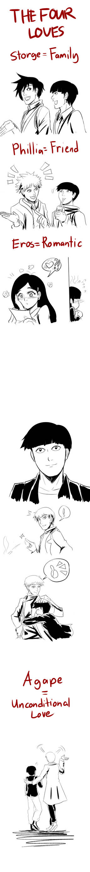 MP100: The Four Loves