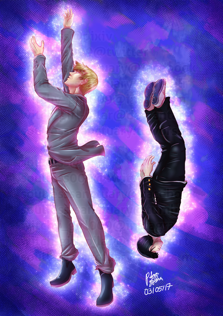 MP100: A Helping Hand by witch-girl-pilar