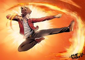 [Ninjago] Kai's Special Pose
