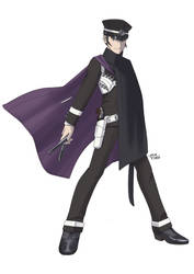 Detective Raidou Kuzunoha XIV challenges you!