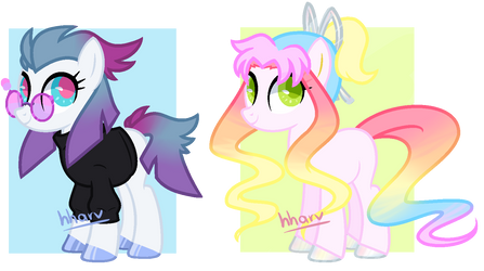 MLP Cute Adopts Auction (*CLOSED*) by hharv