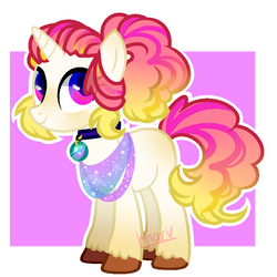 MLP Simple pony 2 Adopt -BUY NOW!-(*CLOSED!!*) by hharv