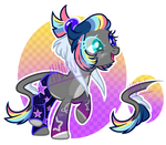 Color Stars Theme Adopt Auction (*CLOSED!*) by hharv