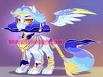 (pt2)MLP Weather/Star Sphinx Auction (*CLOSED!*)
