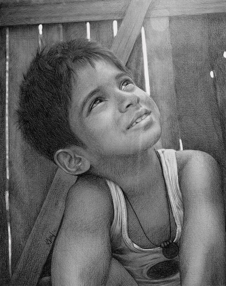 Young Slumdog by kaytii