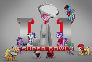 Superbowl 51!!! by OinkTweetStudios