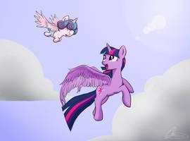 Aunty Twilight by OinkTweetStudios