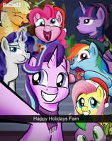 Merry Christmas Fam