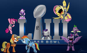 Super Bowl 53!!! by OinkTweetStudios