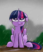 Rainy Days Redux by OinkTweetStudios