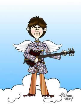 George Harrison tribute