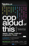 electroLUX - cop aloud of this