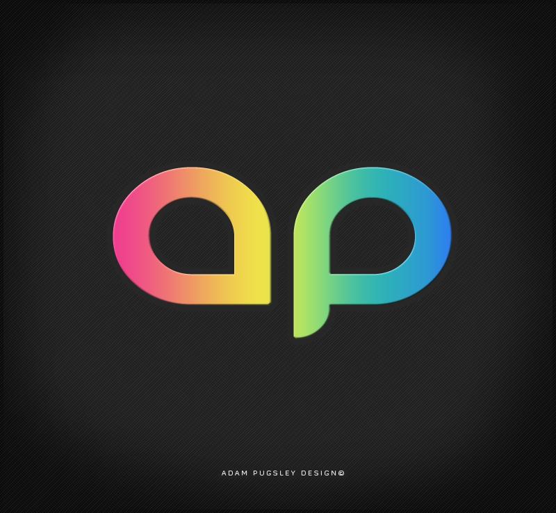 ap design concept logo by adampugsley on deviantart. Black Bedroom Furniture Sets. Home Design Ideas