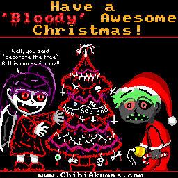 Chibi Akumas Christmas!
