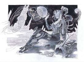 spacegirl medusa