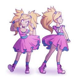 Goku Chan by MissPaigeChristine