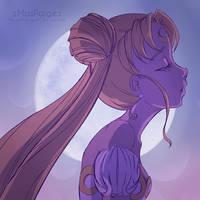 Sailor Moon Flower Crown
