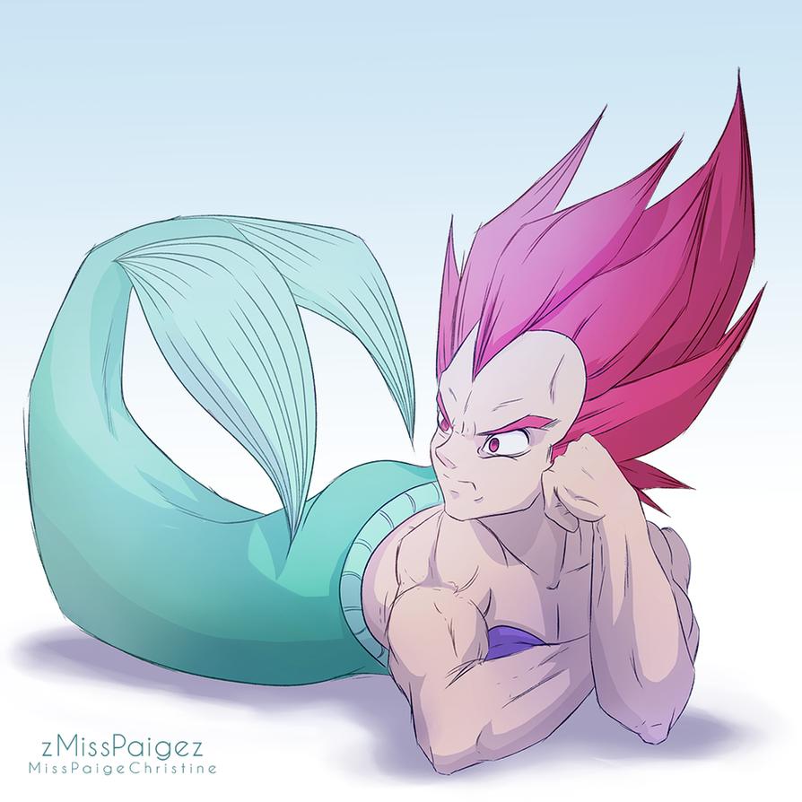 Little Mergeta by MissPaigeChristine